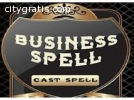Business and financial boosting spells b