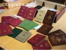Buy Real and Fake Passports/ID/DL
