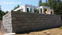 Get Nominal Price on Retaining Wall Bloc