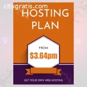 Hosting Company New Zealand @ $3.64PM