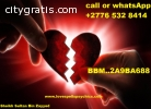 Love spells to bring back your lover