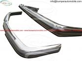 Mercedes W107 bumpers R107,280SL 380SL