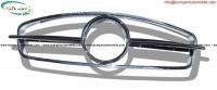 Mercedes W190 SL grille bumper