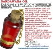 Papa's Sandawana oil for money, lucky