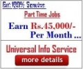 Part Time Job Available,