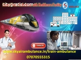 Pick Safe Patient Shifting in Ranchi