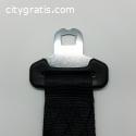 Seat belt Extender width 30 mm ref type