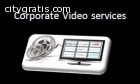 Use corporate video services to promote