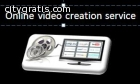 Use online video creation service and pr
