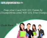 100% verified 400-101 Free Dumps for 400