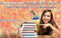 100% verified 70-705 Dumps Question Answ
