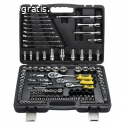 120pc Auto Service Wrench Tools Set
