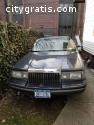 1993 Lincoln Town Car Cartier 112k miles