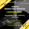2 Months Free Digital marketing Services