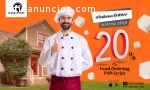 20-flat-offer-Justeat – Launch Your Very