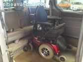 2000 Dodge GC w/ free elec.wheelchair