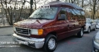 2003 Ford Mobility E-150 Raised Roof whe