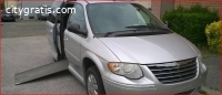 2007 Chrysler Town & Country Mobility i