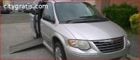 2007 Dodge Grand Caravan Mobility in-f