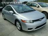 2007 HONDA CIVIC EX WITH 29,220 MILES $5