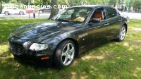 2008 Maserati GT Quattroporte Executive