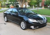 2011 LEXUS ES 350 91k Miles $8995