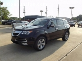 2012 Acura MDX Technology AWD 61,165 Mil