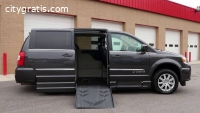 2013 Chrysler Mobility Van