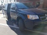 2014 Dodge Grand Caravan Wheelchair Acce