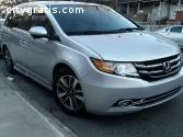 2014 Honda Odyssey Touring 4dr 8 Passen