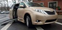 2014 Toyota Sienna XLE Wheelchair Mobili