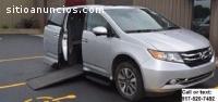 2015 Honda Odyssey Touring 28k miles *V