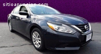 2016 Nissan Altima S 11740 miles Only $