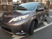2016 Toyota Sienna XLE Premium 8-Passeng