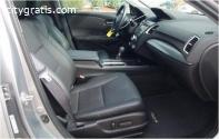 2017 Acura RDX w/Tech AWD 4dr SUV w/Tech