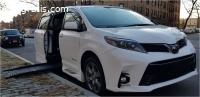 2018 Toyota Sienna SE Handicap