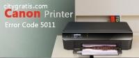 3 Solution of Canon printer error 5011