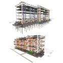 3d modeling services | building 3d model