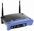 Access Linksys Router