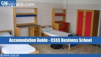Accomodation Guide - CSSS Business Schoo