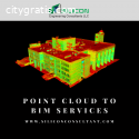 Accurate Point Cloud To BIM Services