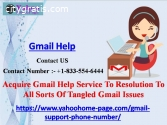 Acquire Gmail Help Service To Resolution