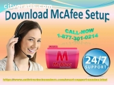 Active your McAfee account with Mcafee.c