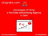 Advantages of Hiring a YouTube Advertisi