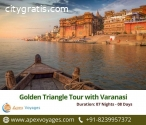 Affordable Package to Visit Varanasi