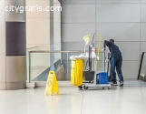 Affordable & Reliable Facility Cleaning
