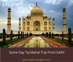 Affordable Taj Mahal Day Trip | Apex Voy