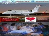 Air Ambulance Service in Ranchi