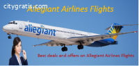 Allegiant Airline  Flights Booking Deals