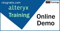 AlterYX Training by Real Time Experts -